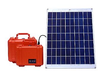 持ち運び出来る太陽光発電
